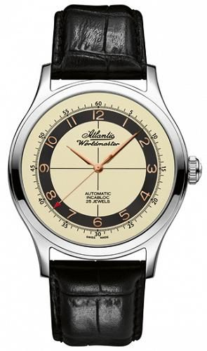 Zegarek Atlantic, 53754.41.93RB, Męski, Worldmaster 1888 'The Original' Automatic