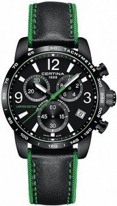 Certina, C0344173605710, Męski, DS Podium Chrono Precidrive FIA World Rally Championship (WRC) Limited Edition 2017